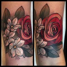 gia rose tattoo new school my works