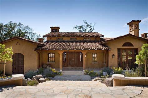 Hacienda Style House | hacienda style house plans house style design wonderful