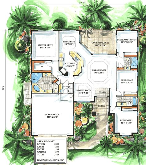 spanish revival house plans spanish revival entry 66026we architectural designs