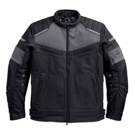 mens riding jackets harley davidson mens fairfax windproof riding jacket