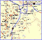 eugene oregon wineries map wine country lodging and dining suggestions in oregon s