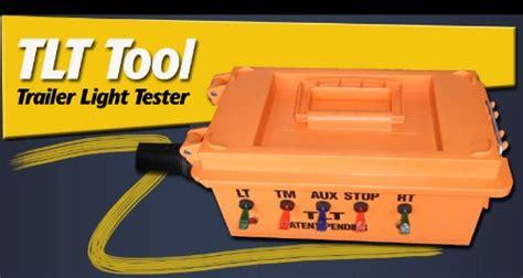 Trailer Light Tester Box by Trailer Light Tester For Semi Trailers Tlt Tool