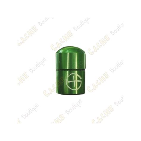 Geo Green magnetic nano cache quot geo quot green cache boutique
