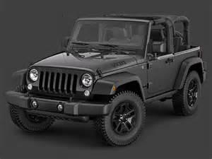 2014 Jeep Wrangler 2 Door 2014 Jeep Wrangler Willys Wheeler Front Side Apps