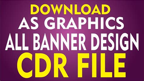 banner design in coreldraw x7 coreldraw x7 tutorial download as graphics all banner