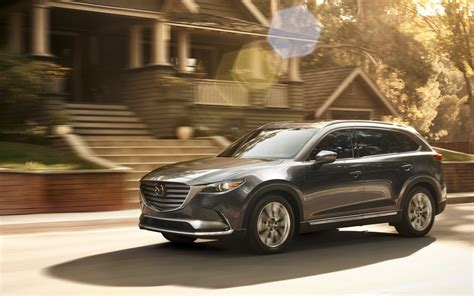 mazda canada inc features for the 2019 mazda cx 9 the car guide