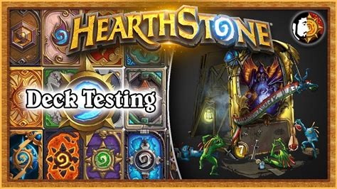 hearstone warlock deck hearthstone discard warlock deck testing