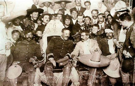 fotos revolucion mexicana hd yo m 201 xico soy pancho villa y emiliano zapata dos