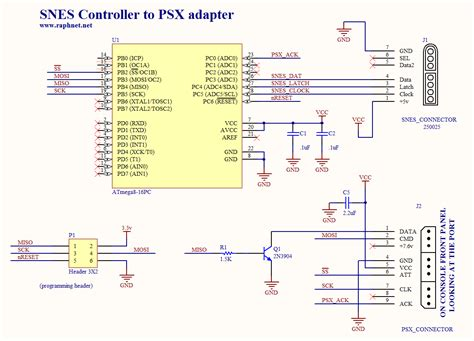 snes to psx controller playstation adapter and nes wiring