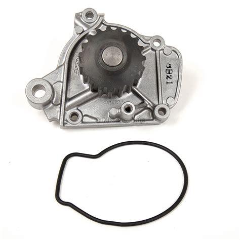 timing belt kit water pump valve cover gasket fit   honda civic  dz  ebay