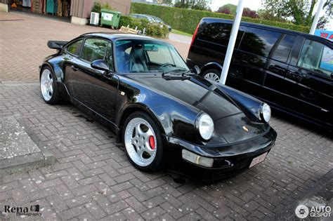 Porsche 964 Turbo S by Porsche 964 Turbo S 3 6 26 September 2015 Autogespot