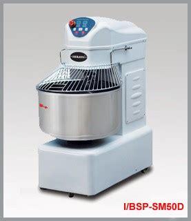 Mixer Berjaya spiral mixer i bsp sm50d