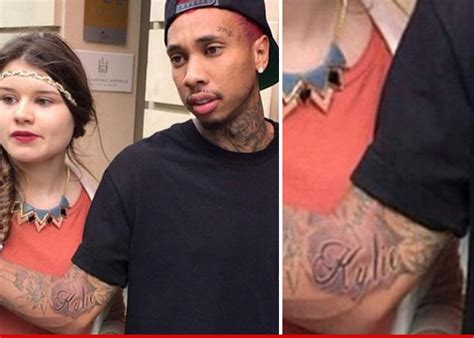 tattoo fixers wrong tyga kylie jenner is the one here s the ink to