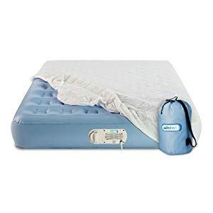 amazoncom aerobed  easy dreams original twin bed