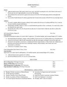 Sle Resume Names by Superintendent Resume Sales Superintendent Lewesmr