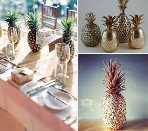 Merveilleux Deco Mariage Fait Maison #1: mariage_exotique_ananas.jpg
