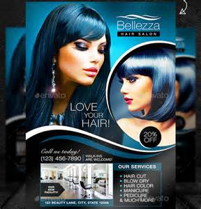 Salon Flyer Templates Free by Salon Free Flyer Templates Studio Design Gallery