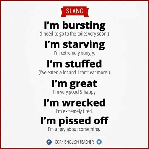 a dictionary of slang t english slang and english accent training archives speakmoreclearly com