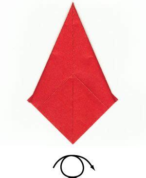 Simple Origami Santa Claus - easy santa clause photo new calendar template site