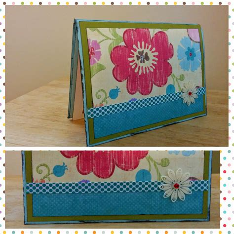 How To Make A Paper Album - uses for scrap paper with pictures lacy