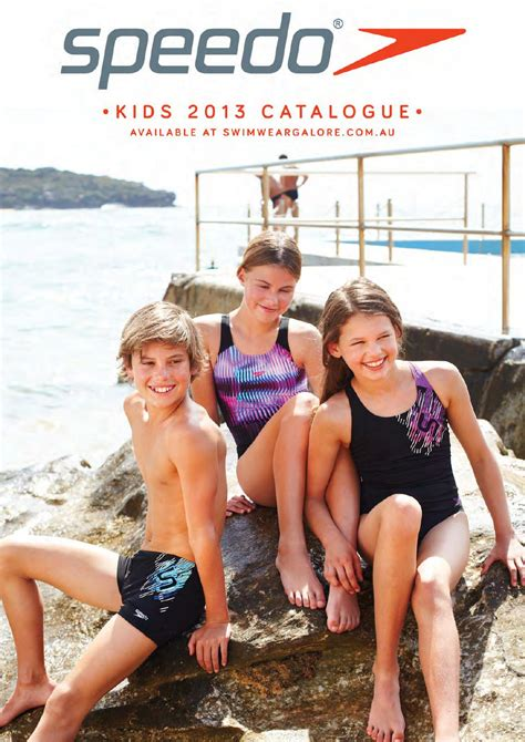 Home Plans And More speedo kids 2013 catalogue by swimwear galore issuu