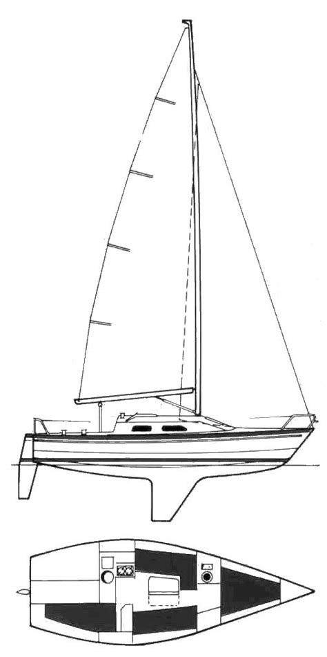 This U002761 Impala Helped Len Impala 27 Sailboat Specifications And Details On
