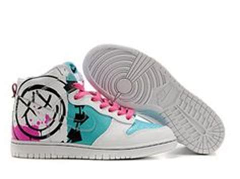 Nike Dunk X Blink 182 1000 images about cool sneakers on