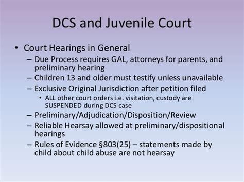 dependency  neglect proceedings  juvenile court