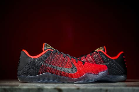 Sepatu Basket Nike 11 Elite Flyknit Achilles Heel Lebron Curry where to cop the nike 11 achilles heel weartesters
