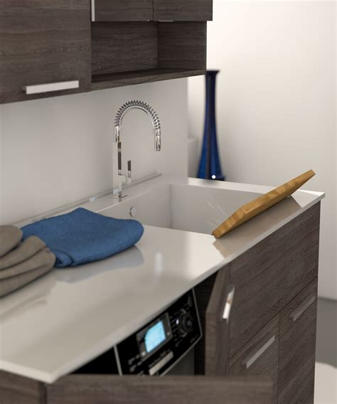 in mobile mobile lavanderia in legno lavanderia 1 by legnobagno