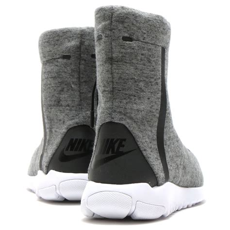 nike turned its tech fleece apparel into boots for the