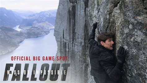 torent mission impossible mission impossible fallout 2018 big game spot