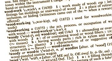 woodwork dictionary help build the woodworking dictionary finewoodworking