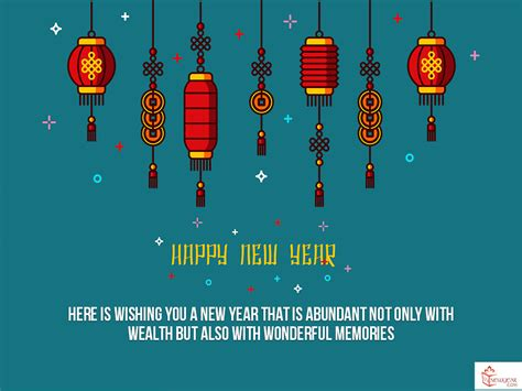 new year greetings ram new year cards