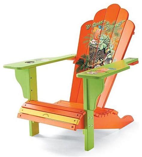Margaritaville Furniture by Margaritaville Uguana Adirondack Chair Patio Furniture