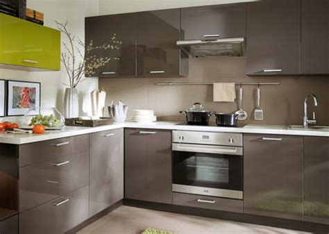 ikea küche front hochglanz ikea k 252 che grau hochglanz