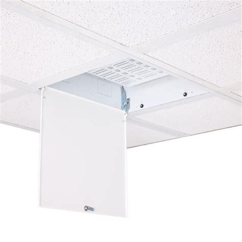 Ceiling Tile Accessories by Cms490 Plenum Ceiling Tile Storage Kit