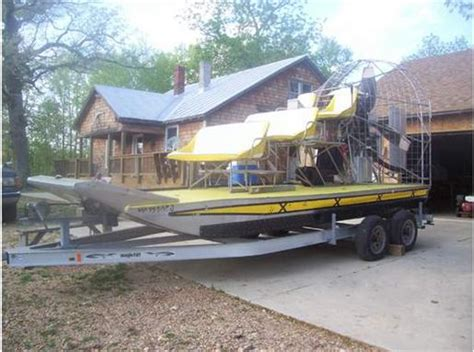airboat craigslist used airboat hulls sale images frompo