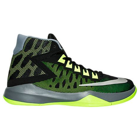 Sepatu Nike Zoom Devosion Green Nike Zoom Devosion Basketball Shoes On Sale 49