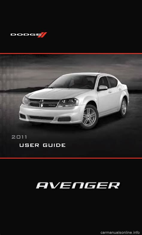 vehicle repair manual 2009 dodge avenger user handbook how to install replace broken side rear view mirror ford html autos post