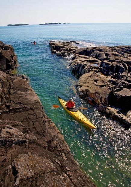 25 coolest midwest lake vacation spots kayaking cing