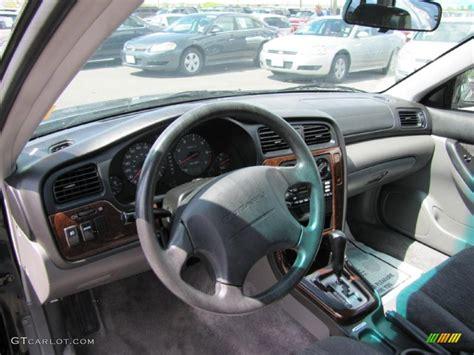 2000 subaru outback interior 2000 dark blue pearl subaru outback wagon 30367882 photo
