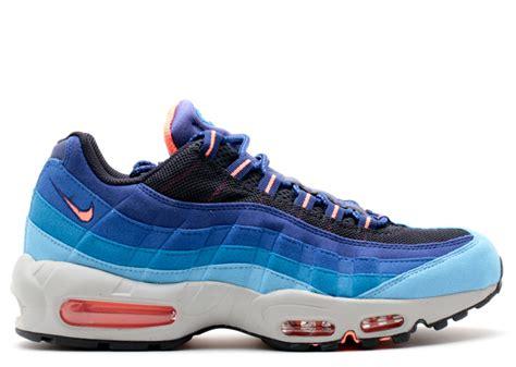 Sepatu Nike Air Berwuda 1 air max 95 blue bright mango photo blue gm