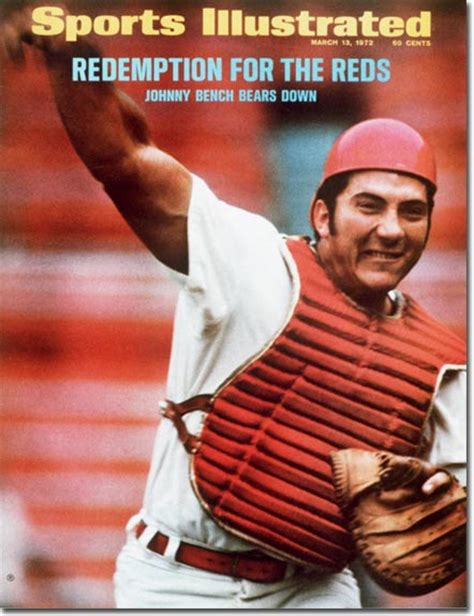 johnny bench biography johnny bench highlights video johnny bench 65 today