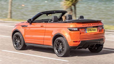 range rover evoque dynamic review range rover evoque convertible 2 0 td4 hse dynamic 2016
