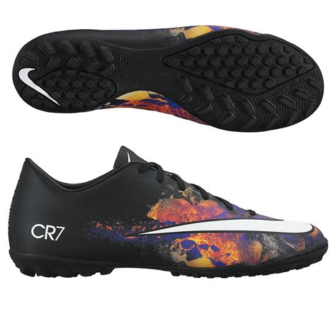 cr7 football shoes dominate the turf with the nike cr7 mercurial victory turf