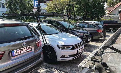 Auto Abgeschleppt M Nchen by Ratgeber Albtraum Beim Parken In M 252 Nchen Abgeschleppt