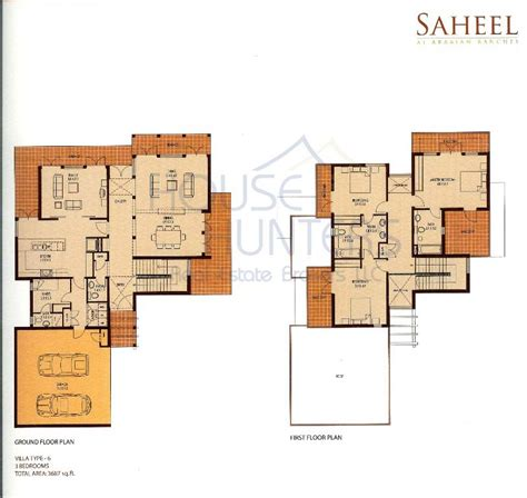 arabian ranches floor plans arabian ranches buyers guide