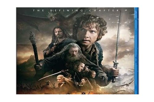 descargar soundtrack hobbit 3 latino hd