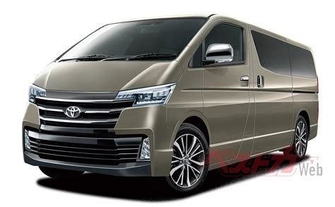Toyota Hiace 2020 Japan by Could This Be The Look Of The All New 2020 Toyota Hiace